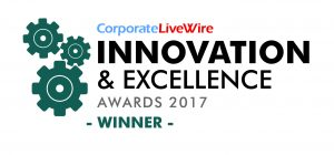 Winner of Innovation and Excellence Award 2017