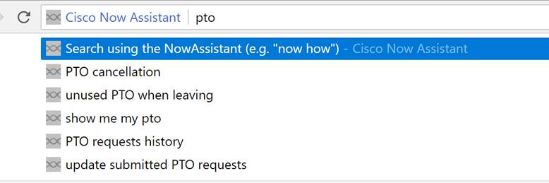 Use Digital Assistant's AI to directly start a search request from your Chrome browser's address bar.